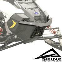 Бампер передний силовой черный Polaris AXYS SKINZ PFB350-FBK