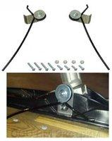 Скребки для охлаждения радиатора снегохода с установкой на лыжи SPI 15-6400 SM-12066
