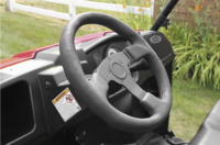 Руль с обогревом для Polaris RZR, Brutus, Ace, Arctic Cat Wildcat, Prowler Symtec HEATED STEERING WHEEL 210210