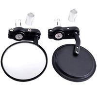 Комплект зеркал (в ручки руля) для квадроцикла SF-001Black, TK1006 TSK 152-77
