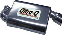 Глушитель снегохода Polaris 800/600 Switchback, Rush, RMK, Indy 2011+ SKINZ Ultra-Q, 241-06550, UQ-2215C