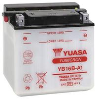 Аккумулятор для мотоцикла Suzuki S50 Boulevard, VS800GL Intruder, VS700 Intruder Yuasa YB16B-A1