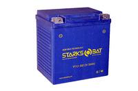 Аккумулятор для квадроцикла/снегохода StarksBat YT 12-30 GEL Technology (YB30L-B, YTX30L-BS, BA30LSHDT)