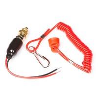 Шнур безопасности для снегохода Kill Switch SkiDoo 410103300, 410106700, 515175571, 515176525, 515175653 515132000, 515139000, 515151500 515176463, SPI 01-111-20