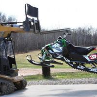 Стропа на руль снегохода Strap Rox Speed FX SS-001, 0601-1497