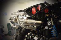 Глушители двойные для Can-Am Renegade G2 2012+ 1000/850/570/500 RJWC 1191
