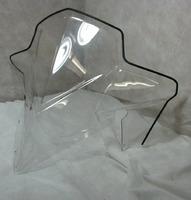 Ветровое стекло для снегохода Polaris Voyager,Indy,Switchback,RMK,Rush 800/600/550 5438870 12-9859-3
