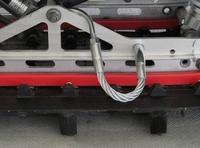 Скребки снегоходные гибкие регулируемые DuraFlex 1201-DF-AD, 1201-DF, 426433, 15-6425