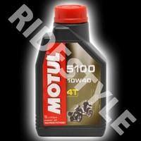 Моторное масло Motul 5100 Ester 4T 10W40 1литр
