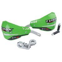 "Защита рук квадроцикла зеленая двухточечная 22мм Tusk D-Flex Pro Handguards Green 7/8"" Bars 1760390013"