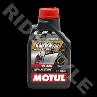 Масло для амортизаторов Motul Shock Oil Factory Line VI 400
