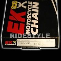 Мото цепь Ek Chain 520 sroz-110