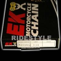 Мото цепь Ek Chain 520 sroz-118