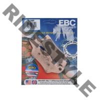 Тормозные колодки квадроцикла передние левые BRP/CanAm 705601015 Outlander/Renegade 400/500/650/800/1000 EBC FA618R