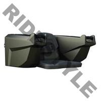 Кофр для квадроцикла задний жесткий c сидением из полигеля Quadrax Warrior Cargo Box 19-1230