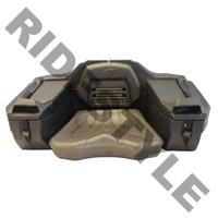 Кофр для квадроцикла задний жесткий c сидением из полигеля Quadrax 2000series Cargo Box Black 19-1280