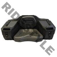 "Кофр для квадроцикла задний жесткий c сидением из полигеля Quadrax ""B"" Series Cargo Box Black 19-1581"