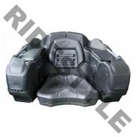 Кофр для квадроцикла задний жесткий с сиденьем из полигеля + защита рук Quadrax 2K Standard 19-2590
