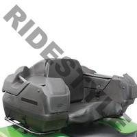 Кофр для квадроцикла задний жесткий с сиденьем из кожи Quadrax 2K Deluxe 19-2099