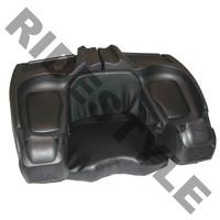 Кофр для квадроцикла задний жесткий с сиденьем из кожи Quadrax MAX-RIDE Standard 19-3179