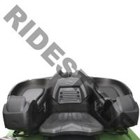 Кофр для квадроцикла задний жесткий с сиденьем из полигеля Quadrax Max-Ride Deluxe 19-3680