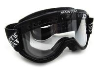 Очки снегоходные, квадроциклетные черные Smith Caribou Snow Goggles Arctic Cat 4202-831