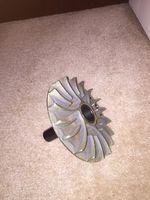 Щека ведущего вариатора внутренняя в сборе Can-Am Outlander, Renegade, G2, G1 420280378, 420280376