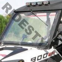 Ветровое стекло c зеркалами квадроцикла Can-Am Commander Utv Quadrax 19-972052