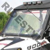 Ветровое стекло с зеркалами квадроцикла Polaris Ranger Rzr Quadrax 19-972002