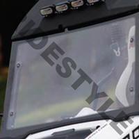 Ветровое стекло из термопластика квадроцикла Yamaha Rhino Quadrax 19-972015