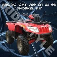 Шноркель квадроцикла Arctic Cat 700 2006-2008 SnorkelYourAtv AC700EFI-SK