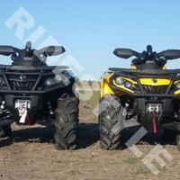 Шноркель квадроцикла BRP/Can-Am Outlander 500/650/800R/1000 2012-2014 SnorkelYourAtv Outy2012-2013