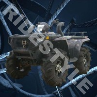 Шноркель квадроцикла Polaris Sportsman 600/700/800 2012-2013 SnorkelYourAtv SPORTS6-7-8-SK-12-13