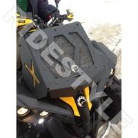 Вынос радиатора квадроцикла BRP/CanAm Renegade 500/800/1000 LITpro LITpro-G2Ren