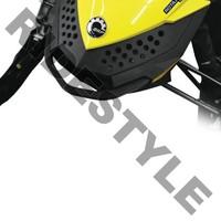 Бампер передний снегохода BRP/Ski-Doo REV XP Skinz SDFB200-BK