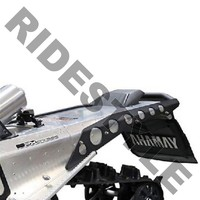 Бампер задний снегохода Yamaha Nytro MTX/SE 2010-2014 Skinz YNRB665-FBK