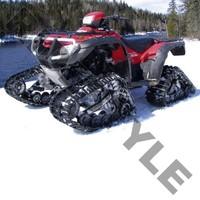 Гусеницы для квадроцикла Arctic Cat 400/450/500/550/650 TRV H1/CORE/GT/EFI/Cruiser/XT/LTD Camoplast Tatou ATV 4S 6622-01-4400