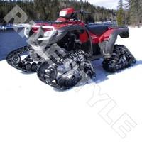Гусеницы для квадроцикла Kawasaki 650/750 (i) KVF A/B/C/D/E/F/EPS/SE/Brute Force Camoplast Tatou ATV 4S 6622-04-0750