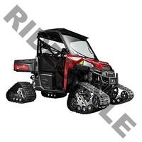 Комплект гусениц для утилитарных вездеходов Polaris 400/500 Ranger 4X4 EFI/Crew Camoplast Tatou UTV 4S 6722-05-4000