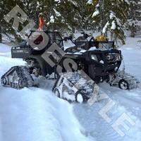 Комплект гусениц для утилитарных вездеходов Polaris 800 Sportsman 6X6/Big Boss/Magnum Camoplast Tatou UTV 4S 6722-05-6006