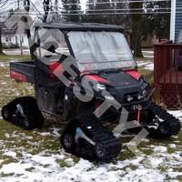 Комплект гусениц для утилитарных вездеходов Polaris 904 Ranger Crew/4x4 Diesel Camoplast Tatou UTV 4S 6722-05-0509