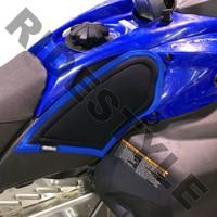 Накладки мягкие на консоль снегохода Yamaha Phazer/FX/GT/Mountain Lite/Venture Lite/MTX/RTX Skinz YMKP300-BK