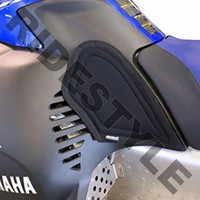 Накладки мягкие на консоль снегохода Yamaha Nytro FX/MTX/RTX 2008-2014 Skinz YMKP400-BK