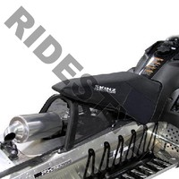 Сиденье снегохода Yamaha Nytro 2008-2014 Skinz YNSK600UT-BK