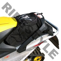 Сумка на туннель снегохода BRP/Ski-Doo Renegade/Summit Fan мягкая черно-желтая Skinz SDTP200-BK-YLW