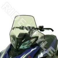 Ветровое стекло снегохода Yamaha APEX/Attak высокое с легкой тонировкой Powermadd COBRA 15640/10-11012