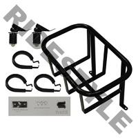 Отсек для канистры квадроцикла металлический Polaris RZR XP 900 2011-2014 SuperATV CR-P-RZRXP
