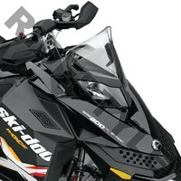 Стекло снегохода BRP REV-XP, MX Z, SUMMIT EVEREST, MXZ 500/600/800, 517303608, 12-9863