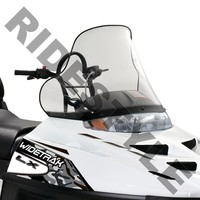 Ветровое стекло снегохода Polaris WideTrak LX/TOURING 5433168/5433667  12-9877