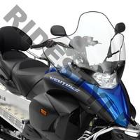 Ветровое стекло снегохода усиленное Yamaha VENTURE LITE/MULTI PURPOSE/FX NYTRO XTX 8GJ-77210-10-00/8GJ-K7210-00-00  12-9896